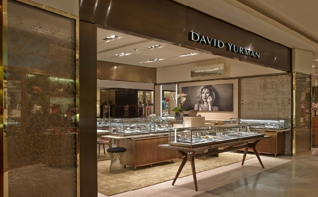 david yurman opens boutique in galeries lafayette paris. Black Bedroom Furniture Sets. Home Design Ideas