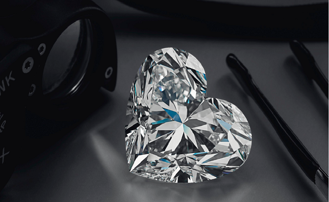 1d58df276503 Heart-Shaped Diamond Sold By Christie s For  15M Sets Auction Record