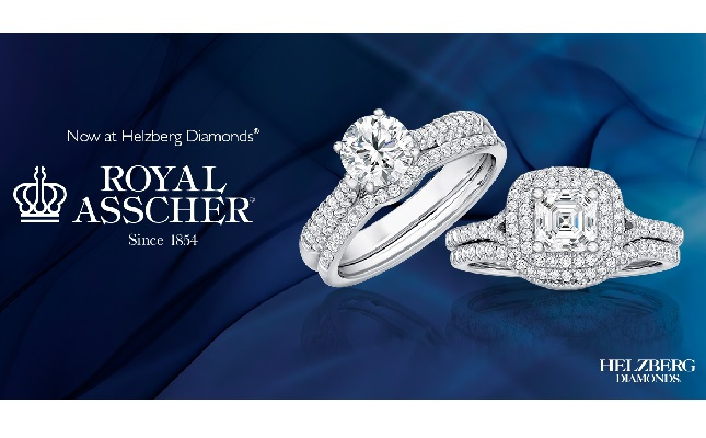 citroen schaap asscher royal diamond ring en solitair