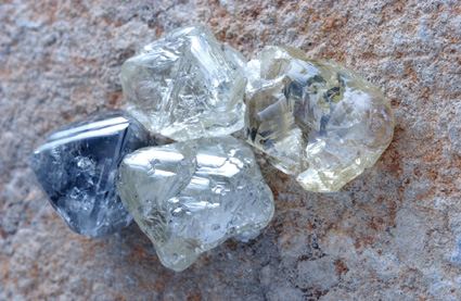 Lucara Diamond Corp. started diamond production at its Mothae mine in