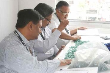 Weak Indian Rupee Impacts Gemfields Emerald Auction
