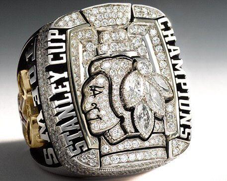 Blackhawk Championship Ring. Snowflake Rings. Plain Gold Engagement Rings. Celebrity Anniversary Engagement Rings. Claw Rings