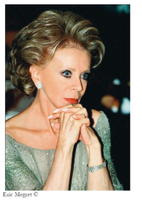 Lily Safra Jewelry Collection To Be Auctioned For Charity